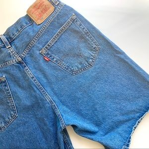 Levi's Jeans Shorts 550 Relaxed Fit 36